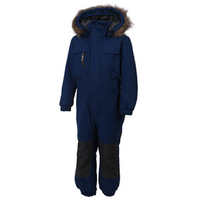Color Kids Kito Gevoerde Coverall Kinderen, estate blue